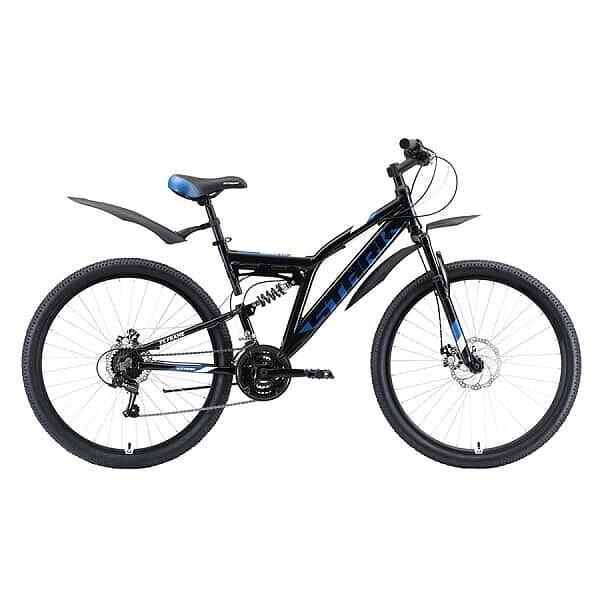 Велосипеды STARK двухподвесы