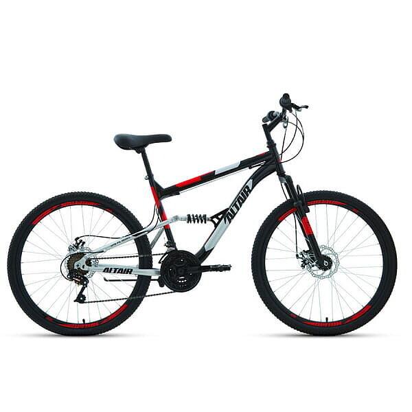 Велосипеды ALTAIR двухподвесы