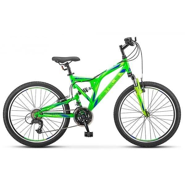 Велосипеды STELS двухподвесы