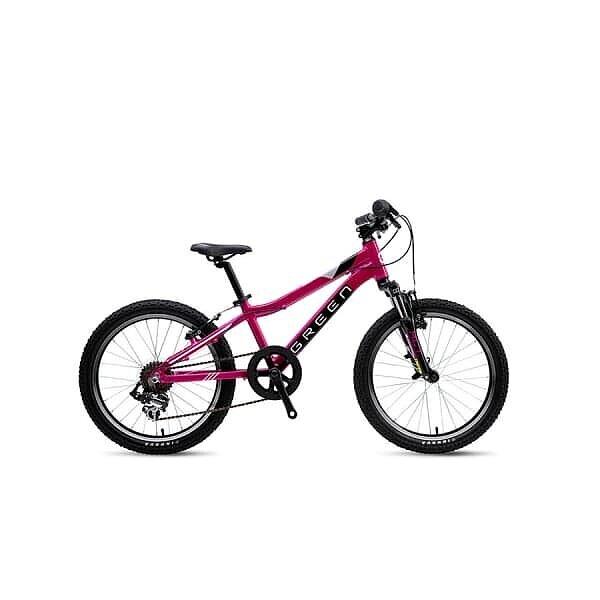 Велосипеды GREEN детские/подростковые